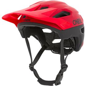 O'Neal Trailfinder Kask Solid, czerwony/czarny